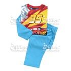 เสื้อและกางเกง-Sky-blue-car-(3size/pack)
