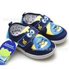 รองเท้าเด็ก-Angry-Bird-สีน้ำเงิน-(6-คู่/แพ็ค)