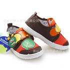รองเท้าเด็กหนอนน้อย-สีน้ำตาลส้ม-(6-คู่/แพ็ค)