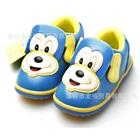 รองเท้าเด็กหมาน้อยยิ้มแฉ่งสีฟ้า-(5-คู่/แพ็ค)