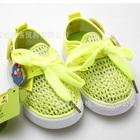 รองเท้าผ้าใบ-Angry-Bird-สีเขียวสว่าง-(6-คู่/แพ็ค)