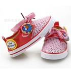 รองเท้าผ้าใบ-Angry-Bird-สีชมพู-(6-คู่/แพ็ค)