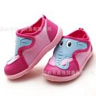 รองเท้าเด็กช้างน้อย-สีชมพู-(6-คู่/แพ็ค)