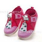 รองเท้าเด็กยีราฟคอยาว-สีแดง-(6-คู่/แพ็ค)