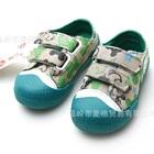 รองเท้าผ้าใบ-Mickey-Mouse-สีเขียว-(6-คู่/แพ็ค)