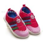 รองเท้าผ้าใบสามแถบ-สีชมพู-(6-คู่/แพ็ค)