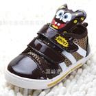 รองเท้าผ้าใบ-sponge-baby--สีน้ำตาล-(6-คู่/แพ็ค)