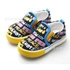 รองเท้าเด็กสกรีนลายภาษาอังกฤษ-(6-คู่/แพ็ค)