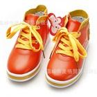 รองเท้าผ้าใบ-Annie-Princess-สีส้ม-(5-คู่/แพ็ค)