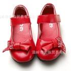 รองเท้าเด็ก-girls-party-สีแดง-(6-คู่/แพ็ค)