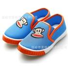 รองเท้าเด็ก-Paul-Frank-สีฟ้า-(6-คู่/แพ็ค)