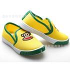 รองเท้าเด็ก-Paul-Frank-สีเหลือง-(6-คู่/แพ็ค)