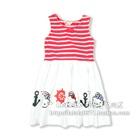 เดรสแขนกุด-Hello-Kitty-สีแดง-(4-ตัว/pack)