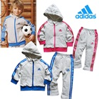 เซ็ตเสื้อกางเกง-Adidas-คละสี-2-สี-(10-ตัว/pack)