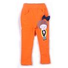 กางเกงขายาวตุ๊กตาเด็กหญิง-สีส้ม-(5-ตัว/pack)