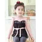 เสื้อแขนยาวเลดี้-สีชมพู-(5-ตัว/pack)