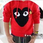 เสื้อแขนยาว-imsweet-สีแดง-(5-ตัว/pack)