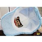 หมวกแก้ป-Paul-Frank-สีฟ้า-(5-ใบ/แพ็ค)