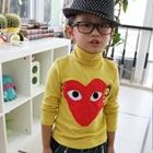เสื้อแขนยาว-imsweet-สีเหลือง-(5-ตัว/pack)