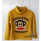 เสื้อแขนยาว-Paul-Frank-สีเหลือง-(5-ตัว/pack)