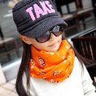 ผ้าพันคอ-Paul-Frank-สีส้ม--(10-ผืน/แพ็ค)