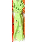 ผ้าพันคอ-Paul-Frank-สีเขียว-(10-ผืน/แพ็ค)