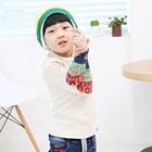 เสื้อแขนยาวสกรีนลาย-สี-Off-white-(4size/pack)