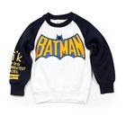 เสื้อกันหนาวแขนยาว-Batman-แขนสีน้ำเงิน(4size/pack)