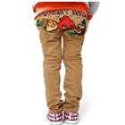 กางเกงขายาว-Angry-Bird-สีเบจ-(4-ตัว/pack)