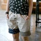 กางเกงขาสามส่วน-The-Star-สีเบจ-(4-ตัว/pack)