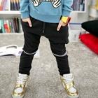 กางเกงขายาว-Gold-Fish-สีดำ-(5-ตัว/pack)