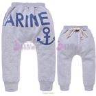 กางเกงขายาว-Marine-สีเทา-(5size/pack)