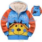 เสื้อแจ๊กเก็ตแขนยาวสิงโตเริงร่า-สีฟ้า-(5size/pack)