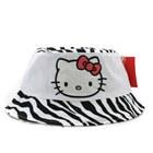 หมวก-Hello-Kitty-ลายม้าลายน้อย(5ใบ/แพ็ค)