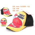 หมวกแก๊ป-Cars(5ใบ/แพ็ค)