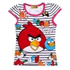 เสื้อยืด-angry-bird--ลายทาง(6-ตัว/pack)