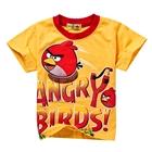 เสื้อยืด-angry-bird--สีเหลืองจ๊าบจ๊าบ(6-ตัว/pack)