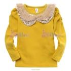 เสื้อแขนยาวขนปุกปุย-สีเหลือง-(5-ตัว/pack)