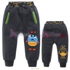 กางเกงขายาว-Happy-สีดำ-(5-ตัว/pack)