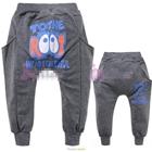 กางเกงขายาว-Root-สีเทา-(5-ตัว/pack)