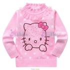 เสื้อแขนยาว-Hello-Kitty-สีชมพู-(6-ตัว/pack)
