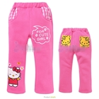 กางเกงขายาว-Hello-Kitty-สีชมพู-(6-ตัว/pack)