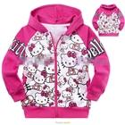 เสื้อกันหนาวแขนยาว-Hello-Kitty-สี-Rose(6-ตัว/pack)
