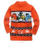 เสื้อกันหนาวแขนยาว-Angry-Bird-สีส้ม-(6-ตัว/pack)