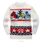 เสื้อกันหนาวแขนยาว-Angry-Bird-สีขาว-(6-ตัว/pack)