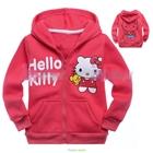 เสื้อแจ๊กเก็ตแขนยาว-Hello-Kitty-สีชมพู(6-ตัว/pack)