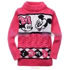 เสื้อกันหนาว-Mickey-Minnie-สีชมพู-(6-ตัว/pack)