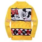 เสื้อกันหนาว-Mickey-Minnie-สีเหลือง(6-ตัว/pack)