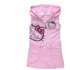 เดรสแขนกุด-Hello-Kitty-สีชมพู-(5size/pack)