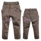 กางเกงขายาว-fashion-pencil-สีน้ำตาล-(5-ตัว/pack)